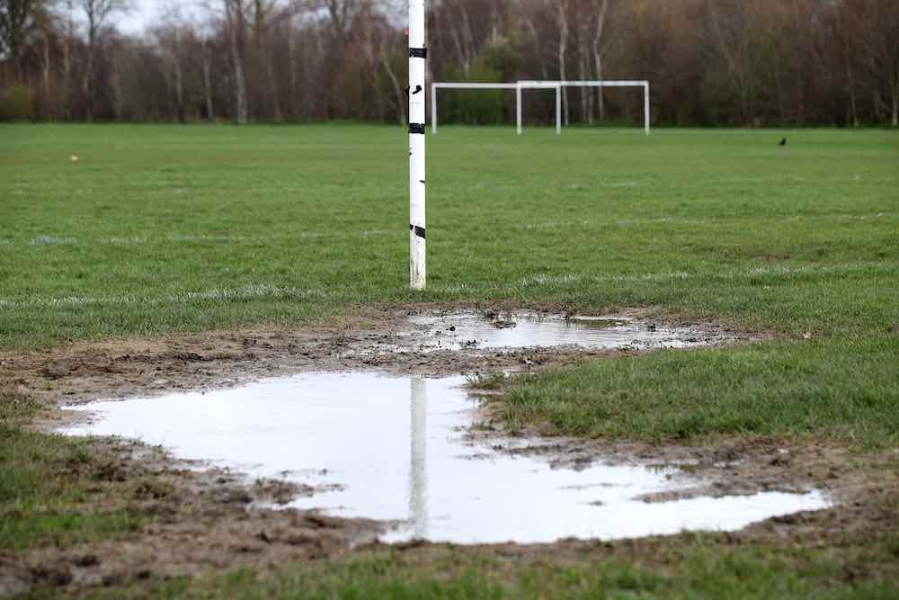 Sunday League Football Pitch