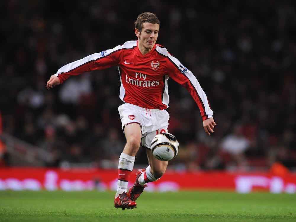 Wilshere Arsenal 2008