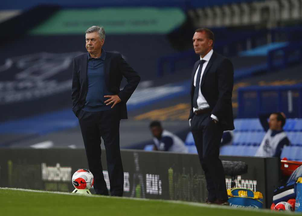 Ancelotti-Rodgers-Everton-Leicester