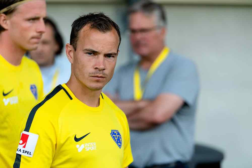 Anton Wede On His Time With Falkenbergs FF And Being Coached By Henrik Larsson