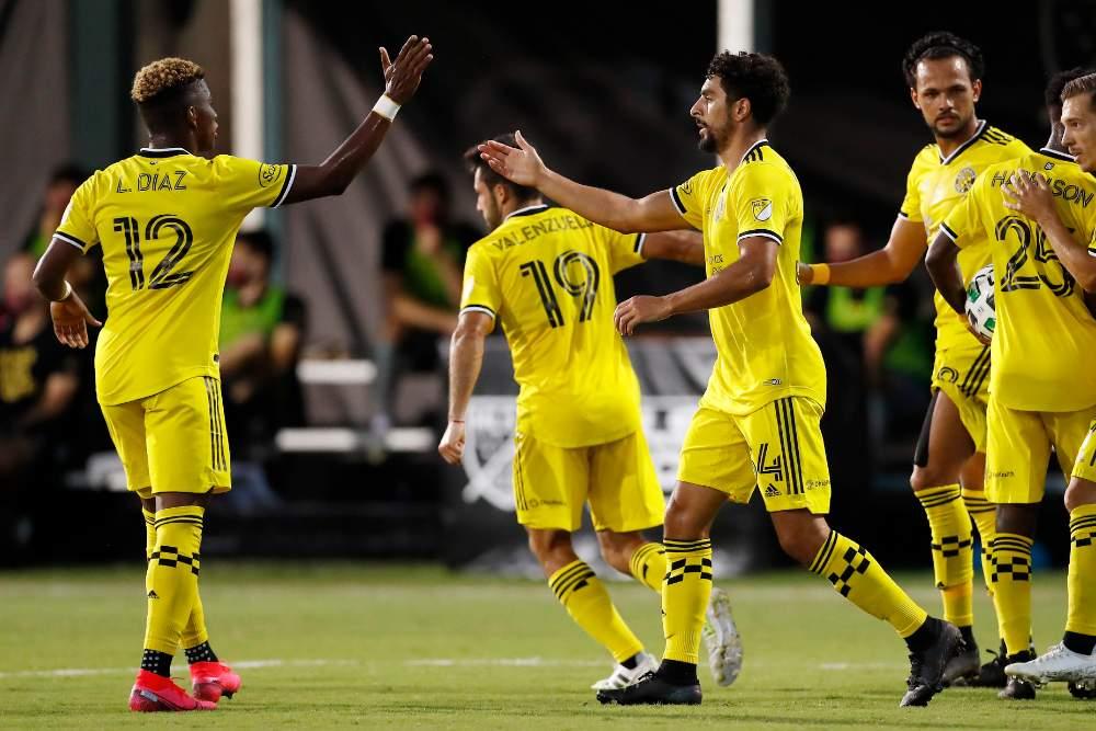 Atlanta United 0-1 Columbus Crew: Pressure Mounts On De Boer As Five Stripes Exit MLS is Back Tournament
