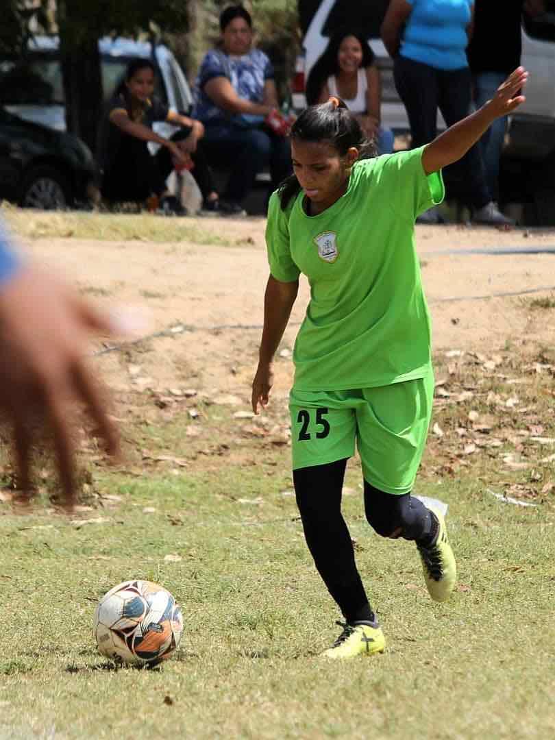 Dianny Perez Venezuela Women Football