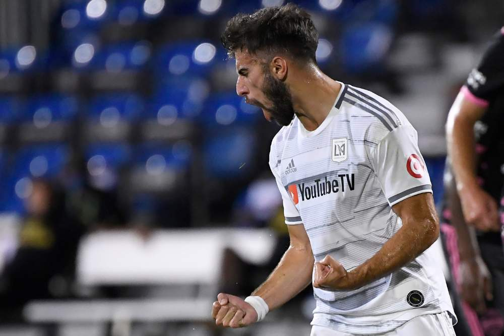 Seattle Sounders 1-4 LAFC: Diego Rossi Continues Hot Streak As Black And Gold Advance
