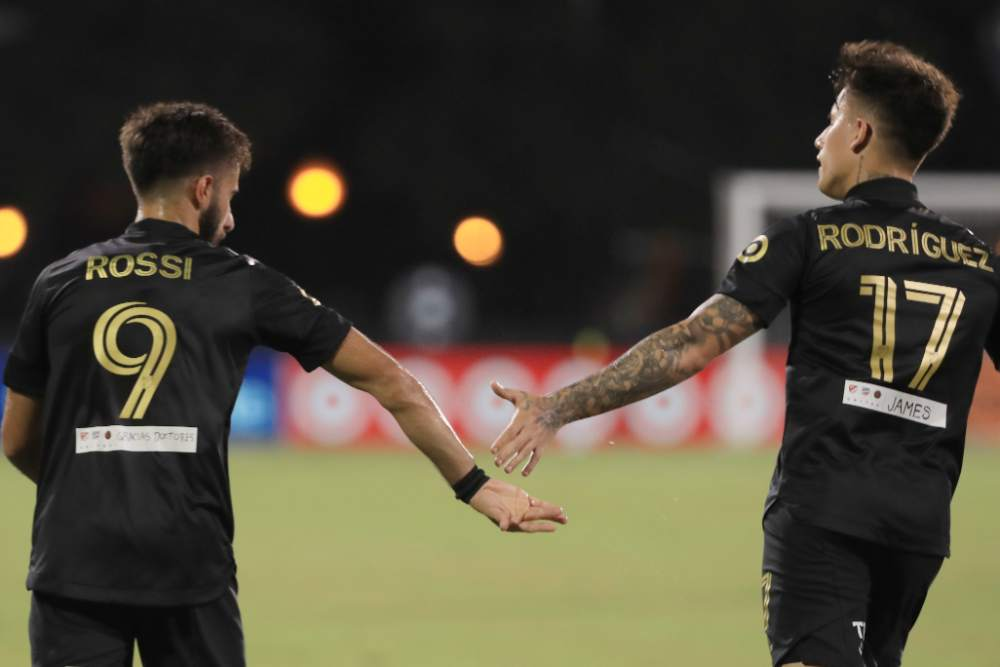 LAFC 3-3 Houston Dynamo: Rodriguez And BWP Inspire Comeback In Vela's Absence