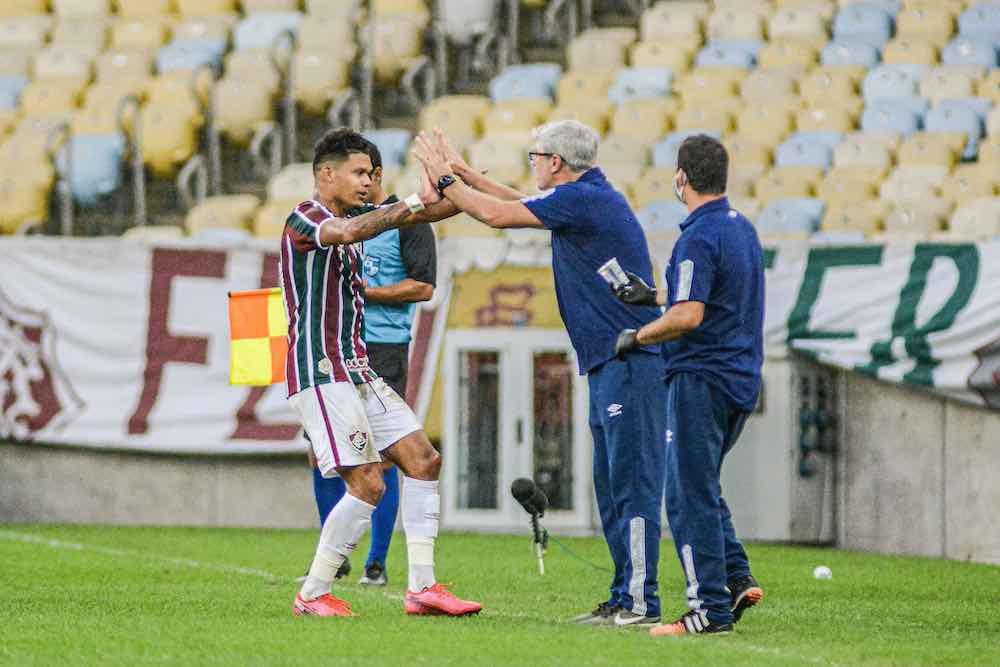 Evanilson Hellman Fluminense