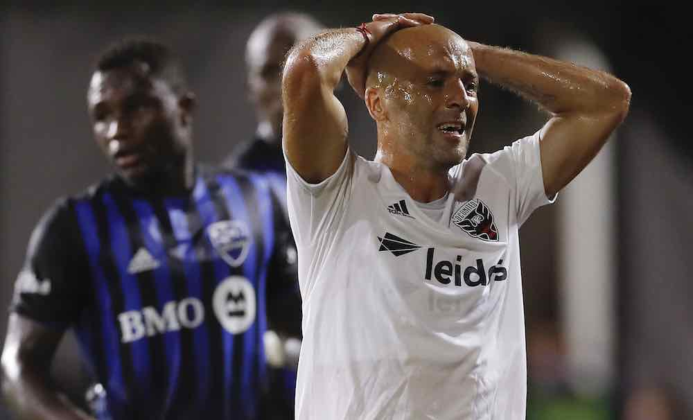 Montreal Impact 1-0 DC United: 'Brillant' Finish For Black and Red's Bid to Progress