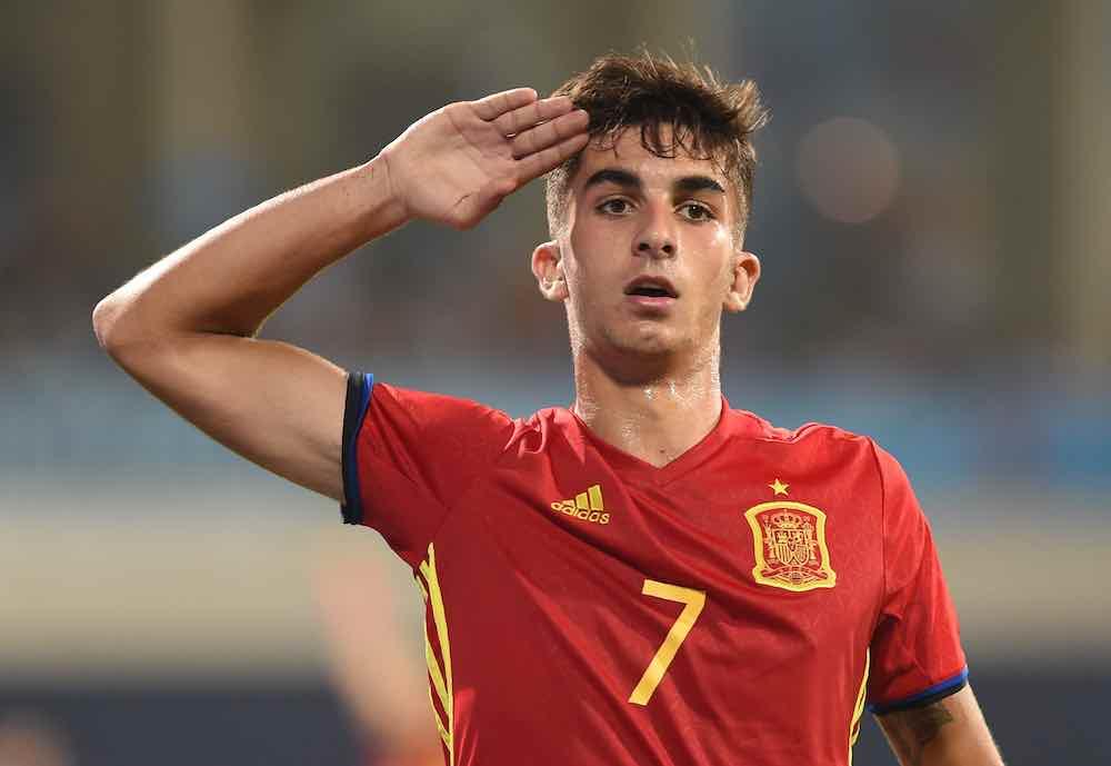 Manchester City To Sign Spanish Wonderkid Ferran Torres For €27m