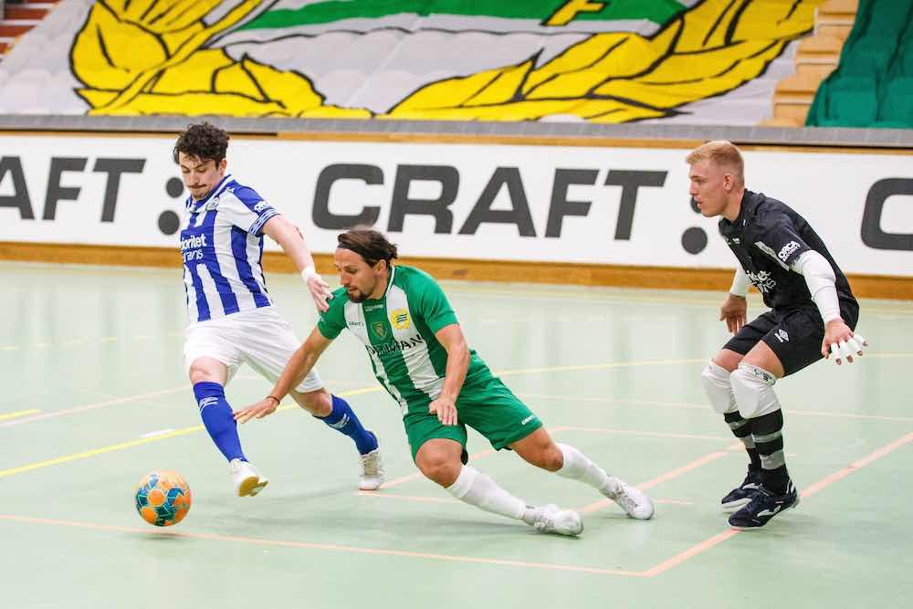 Futsal action 2