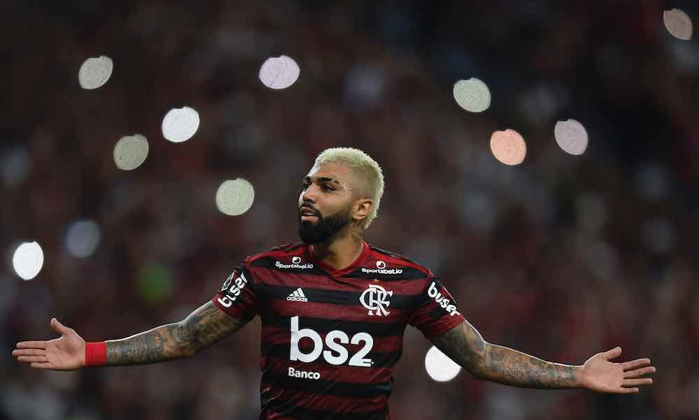Gabigol Gabriel Barbosa Flamengo