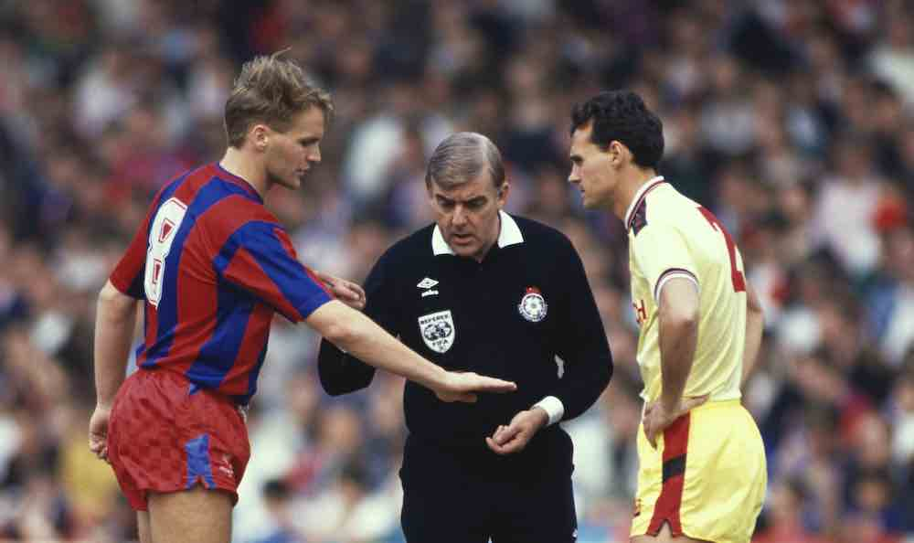 Geoff Thomas On Crystal Palace, Playing For England And Natural Goalscorer Ian Wright