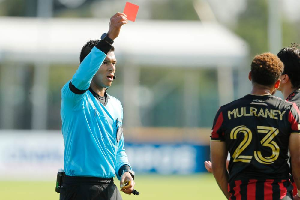 Atlanta United 0-1 FC Cincinnati: Amaya Scores First-Ever MLS Goal As Mulraney Red Card Dooms Five Stripes