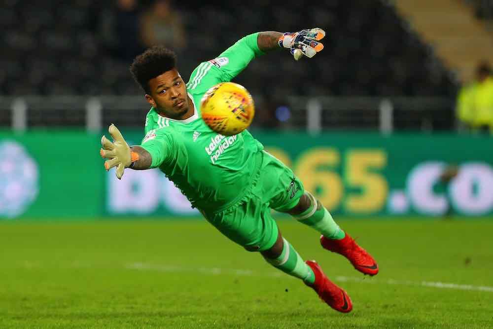 Chelsea Goalkeeper Jamal Blackman Linked With Rotherham United Loan