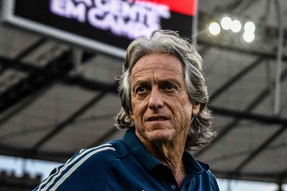 Flamengo Resurrection Means Jorge Jesus Leaves As A Club Legend