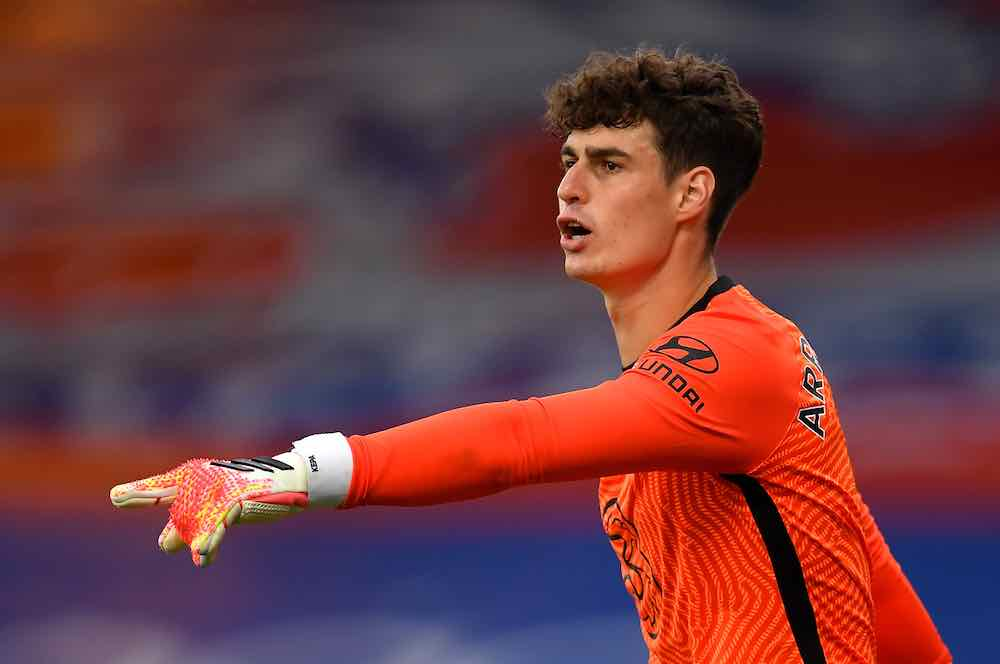 The Curious Case Of Kepa Arrizabalaga – The Burden Of A Price Tag And An Uncertain Future