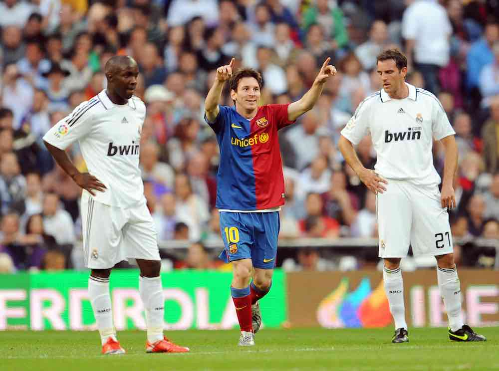 Messi 2009 Barcelona