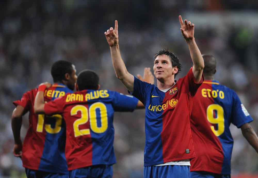 Analysis Of Barcelona's Historic 6-2 Victory At Real Madrid In May 2009