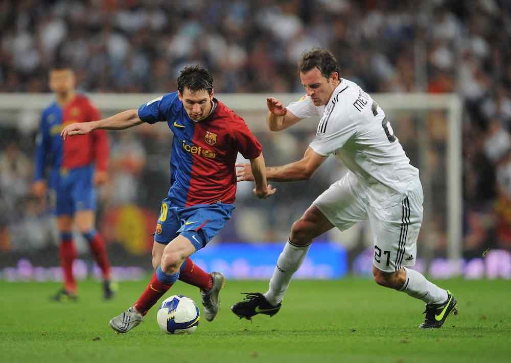 Messi Metzelder 2009