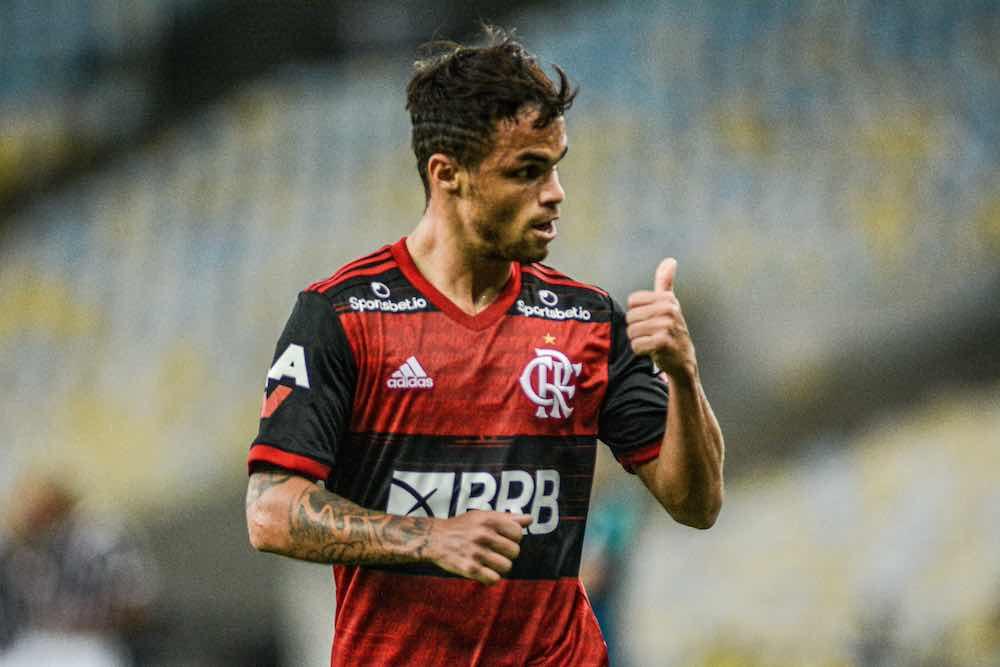 Flamengo Take Early Advantage In Fiery Campeonato Carioca Final vs Fluminense