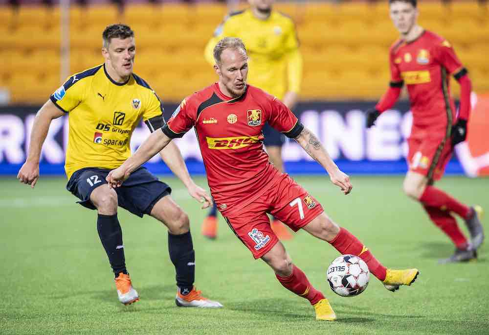 Mikkel Rygaard On Playing For FC Nordsjaelland & Standout Youngster Mohammed Kudus
