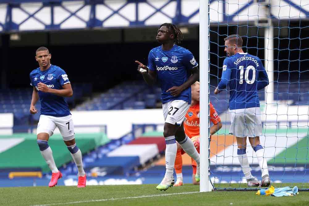 Moise Kean Richarlison Everton