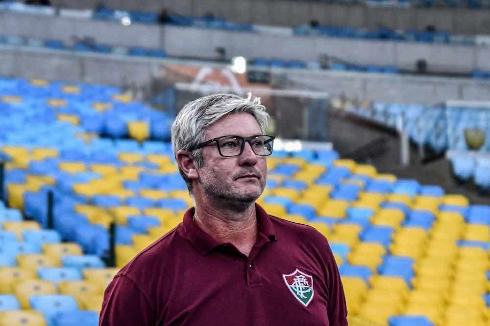 Odair Hellmann Fluminense