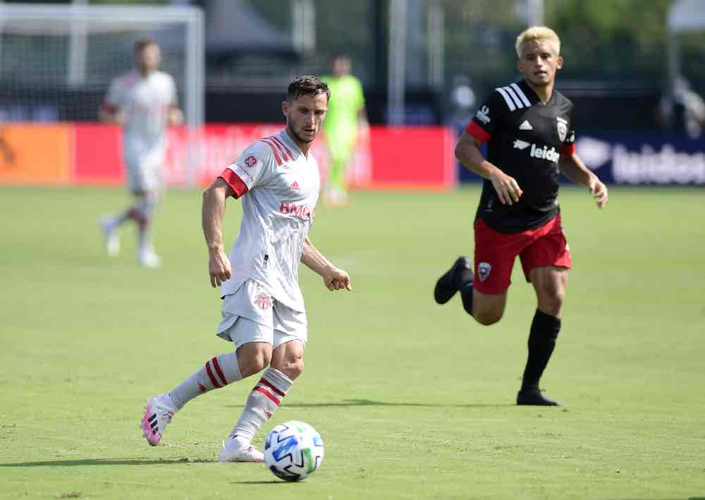 Pablo Piatti Makes His Highly Anticipated Debut for Toronto FC
