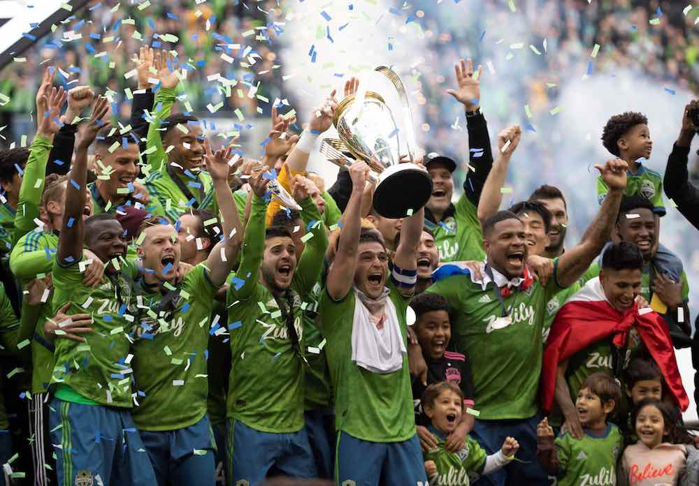 Seattle Sounders MLS Cup 2019