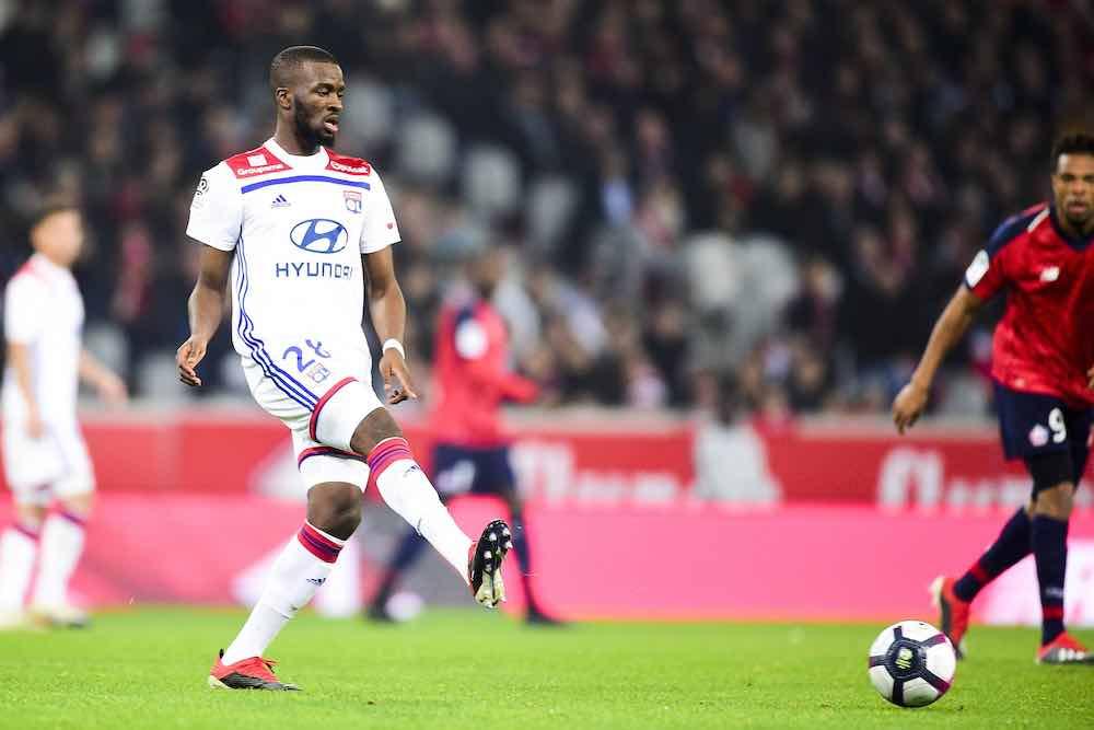 Tanguy Ndombele Lyon
