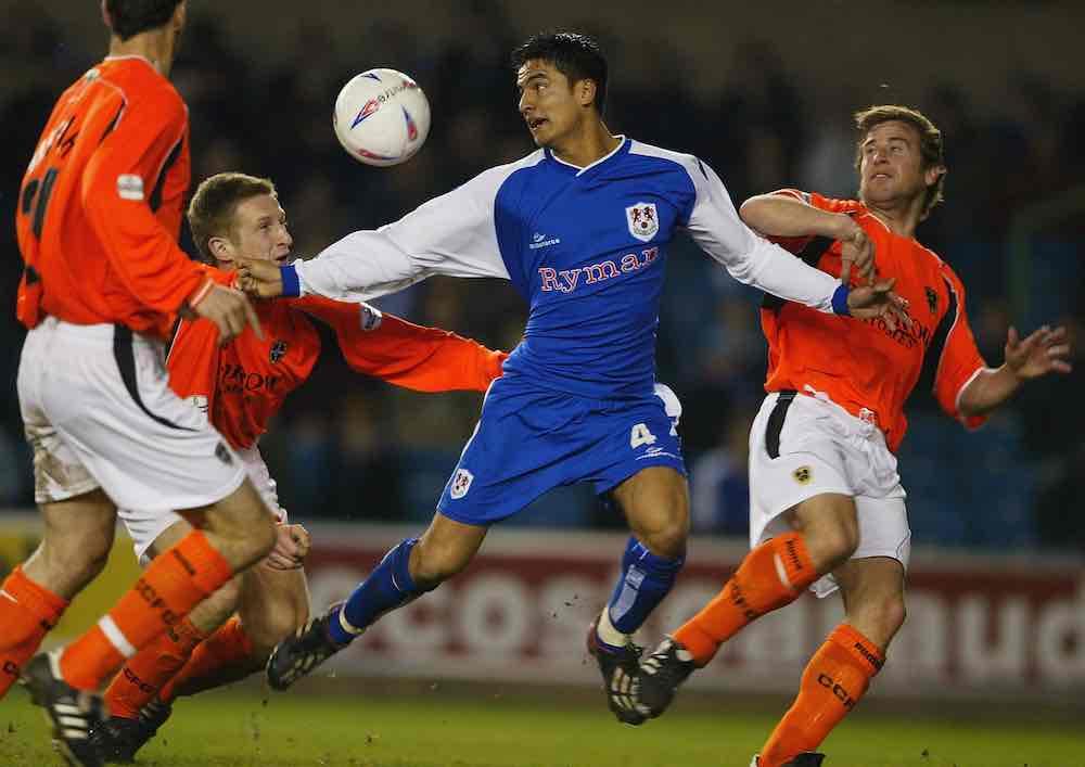 Tim Cahill Millwall