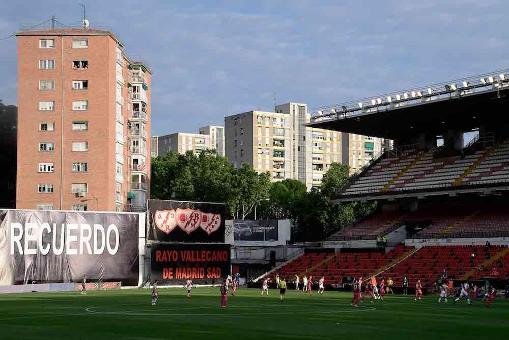 La Política Del Fútbol Part Three: Rayo Vallecano – Madrid's Working-Class Club