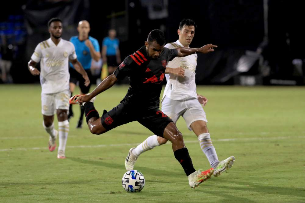 Cristian Casseres Jr: New York Red Bulls Midfielder On Following Tyler Adams To Europe And Working Under Chris Armas