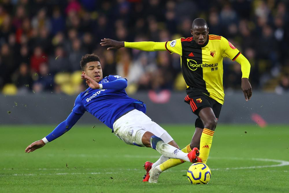 Abdoulaye Doucoure To Everton Would Be A Step Toward Ancelotti's European Ambition