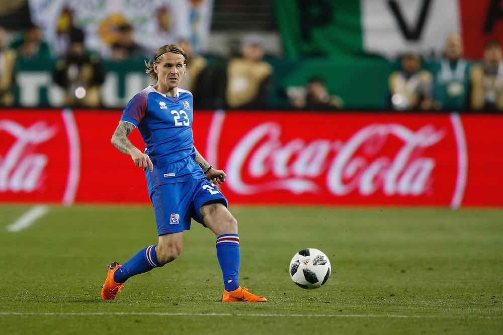 Ari Skúlason On Representing Iceland And His Country's Football Development