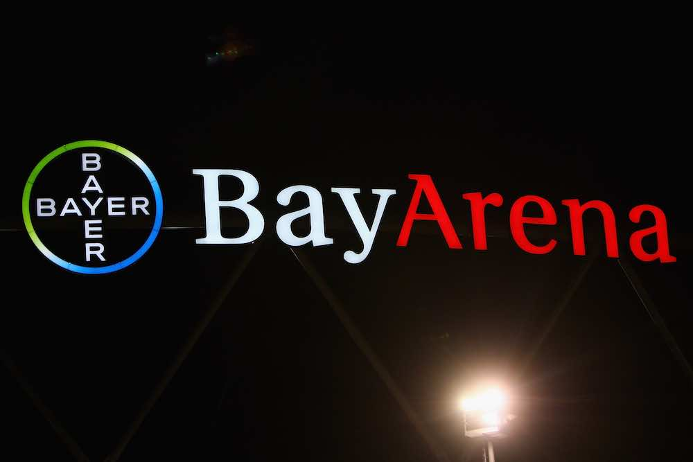 Bay Arena Bayer Leverkusen