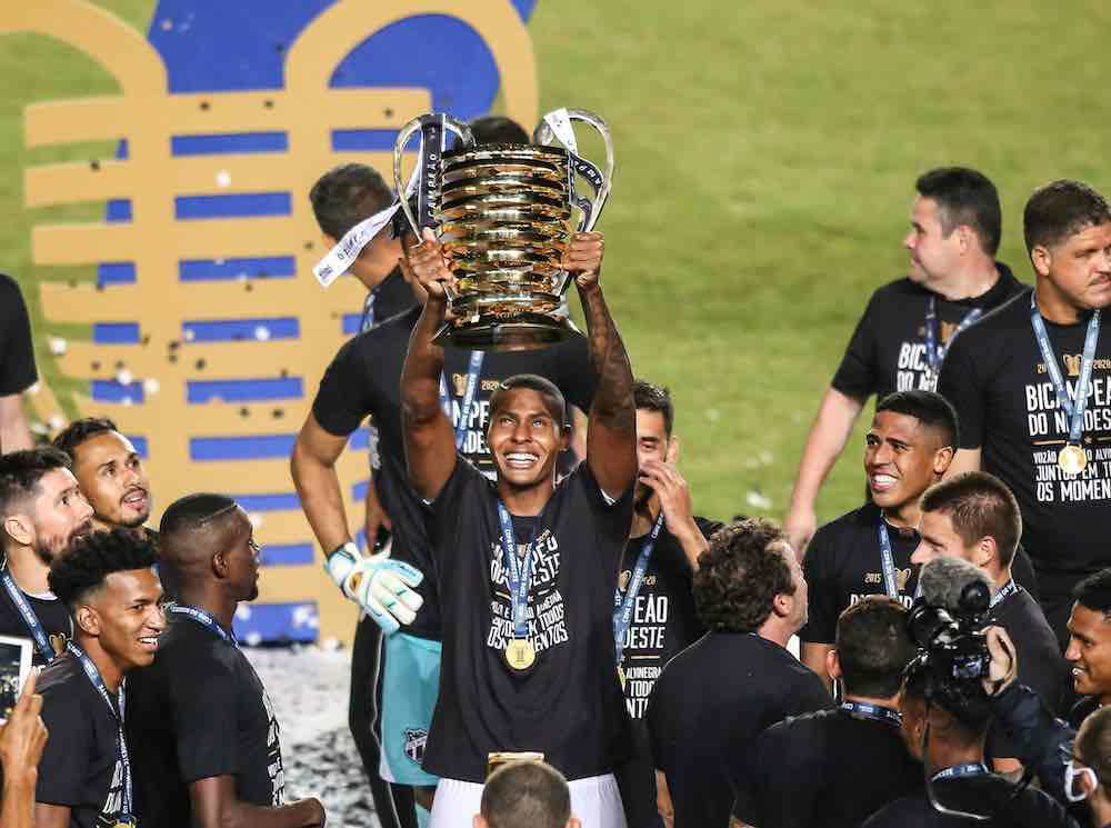 Ceara Forward Cléber Aiming For Libertadores Qualification And Top Scorer Award After Copa Do Nordeste Win