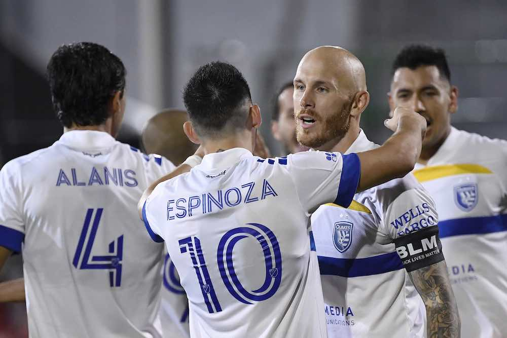 San Jose Earthquakes Tactics – MLS Entertainers Exit At Quarterfinals Stage