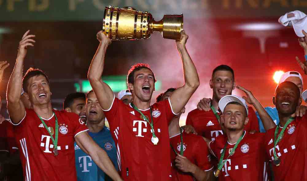 Leon Goretzka: Bayern's Modern Midfielder Cut From A Vintage Cloth