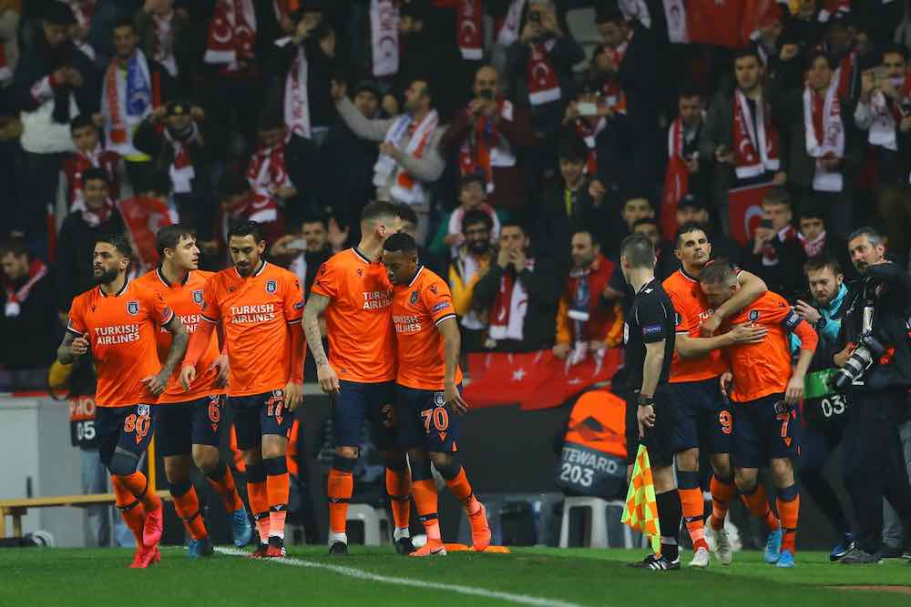 Istanbul Basaksehir: The Story Behind The Turkish Champions Set To Become Europa & Champions League Regulars