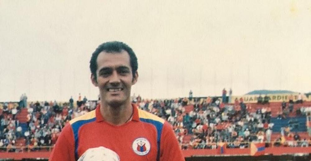 Juan García Rivas: The South American Goal Machine You've Never Heard Of