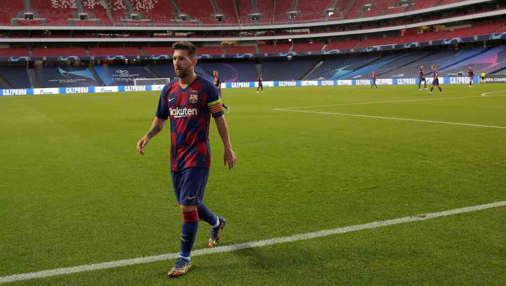 Barcelona And Lionel Messi Must Part Ways, But Will They?