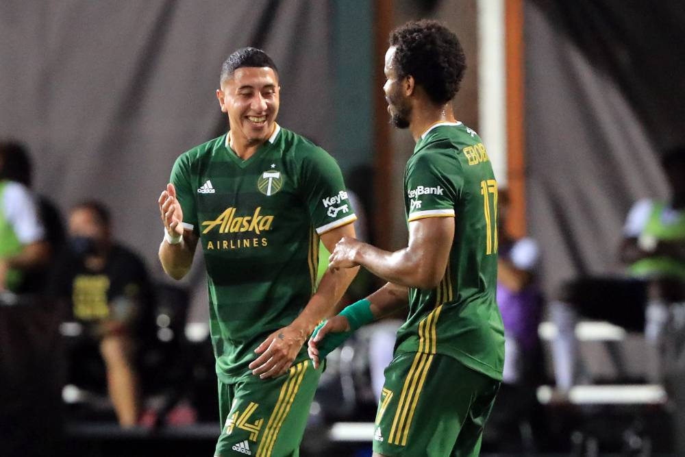 Philadelphia 1-2 Portland: Blanco 'Masterclass' Delivers MLS is Back Final For The Timbers