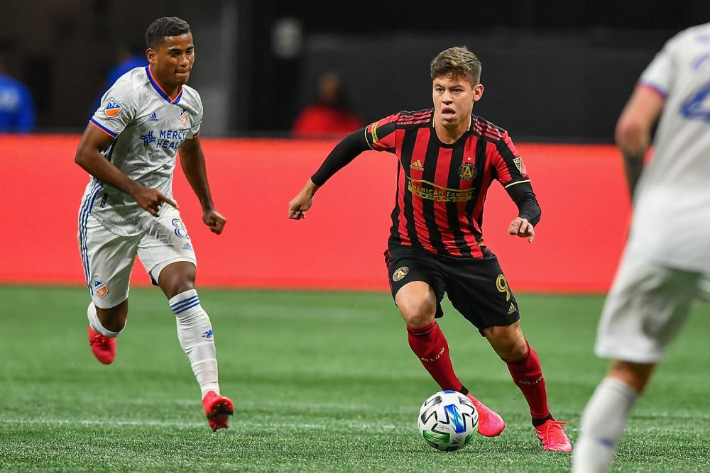 Matheus Rossetto Hoping To Place Himself In Atlanta United's History