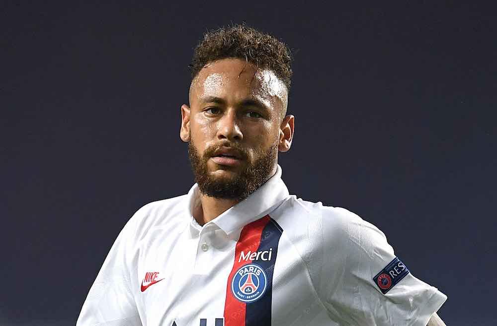 Neymar And The Spine Of Paris Saint-Germain