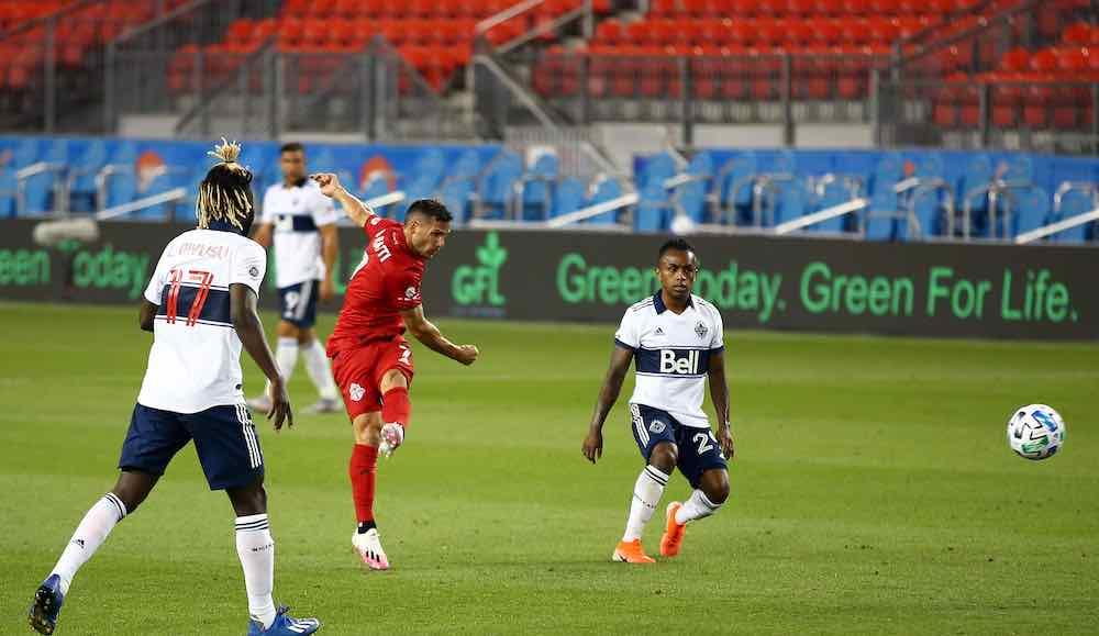 Toronto FC 3-0 Vancouver Whitecaps: Piatti Pots Brace In BMO Field Debut