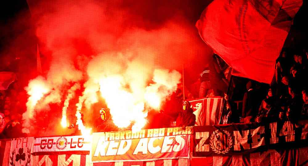 Red Aces Ultras RB Leipzig Zone 147