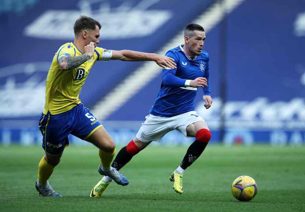 Scottish Football Returns In Familiar Fashion In Unfamiliar Circumstances