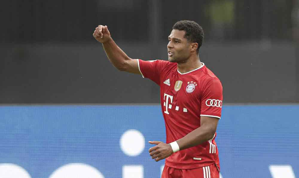 The Sky Is The Limit For Serge Gnabry At Bayern