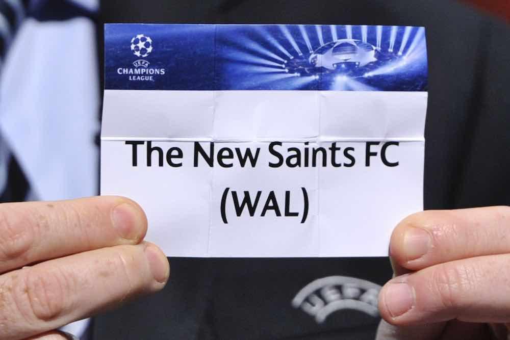 The New Saints Champions League