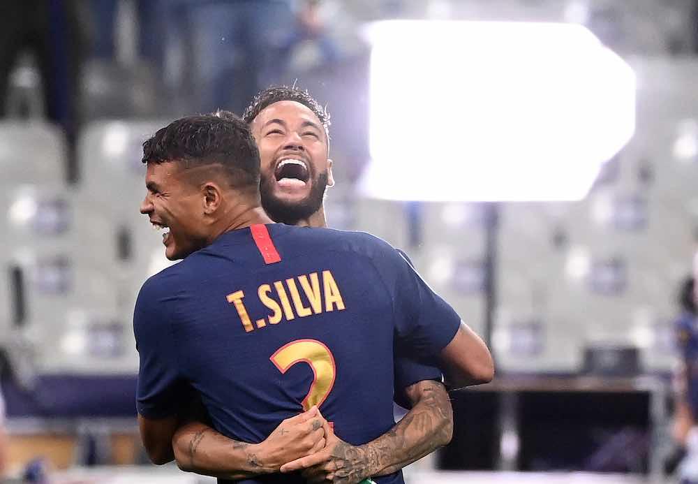 Thiago Silva Says Goodbye To PSG Ahead Of Chelsea Transfer