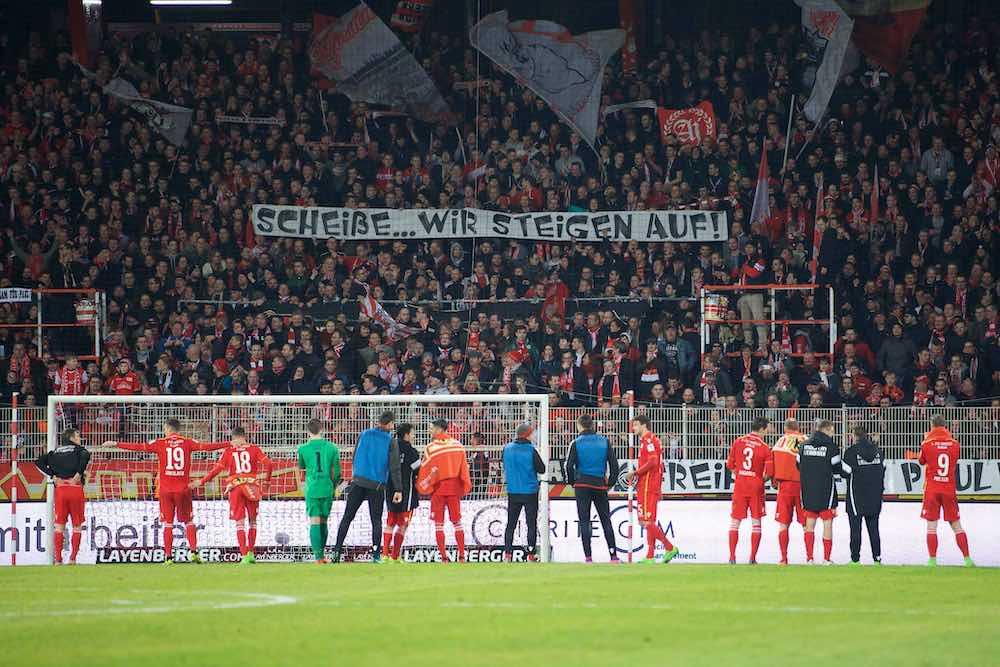 Union Berlin fans promotion